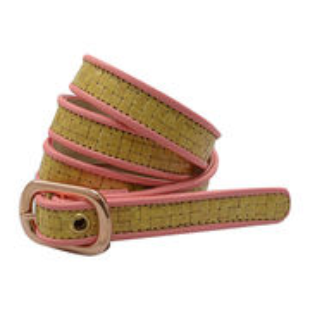 Women's Braided Belts from China (mainland)