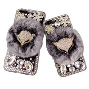 Rex Rabbit Fur Cases from China (mainland)