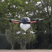 Agricultural pesticide spray drone 10L quadcopter from China (mainland)