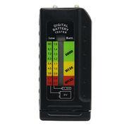 Bar Graph LCD Battery Tester from Hong Kong SAR