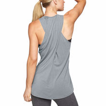 Ladies Sleeveless Tank Top, sportive, dry fit, anti-bacterial, breathable and uv-protection