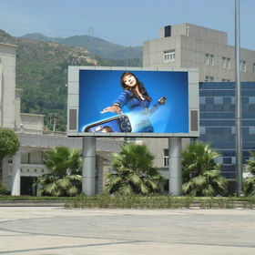 Outdoor LED screen from China (mainland)