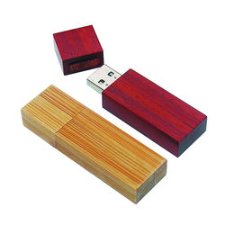 Popular Gift /Eco-friendly Wooden USB Flash Drive with Customized Logos from Memorising Tech Limited