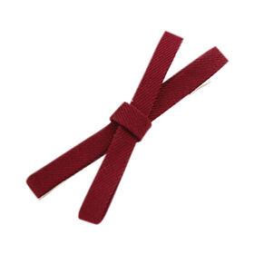 Bow-shaped hair clip from China (mainland)