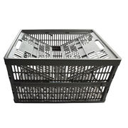 Plastic storage foldable basket from China (mainland)