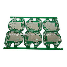 Double sided PCB from China (mainland)
