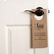 Custom Door Hanger from India