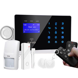 Home security wireless alarm system from China (mainland)