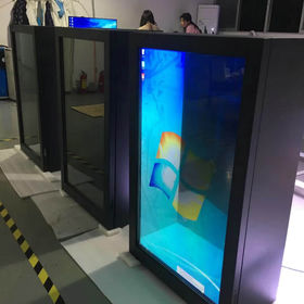 55-inch transparent display panel from China (mainland)