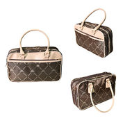 Nylon material handbags from China (mainland)
