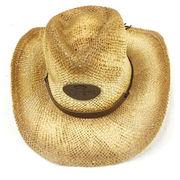 Vintage Men's Straw Cowboy Hats Ebolle Fashion Accessories Co. Ltd