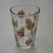 Glass tumbler from China (mainland)