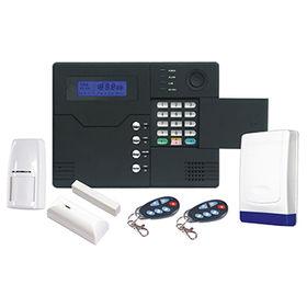 Wireless Intruder Alarm System from China (mainland)