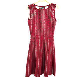 Ladies' knitted fashion printed dress from Hangzhou Willing Textile Co. Ltd