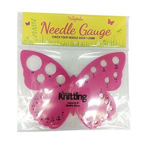 Plastic needle gauge from China (mainland)