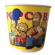 Popcorn Bucket from China (mainland)