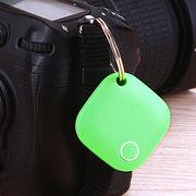 China New waterproof wireless Bluetooth key tracker anti lost/anti thief alarm for kids wallet bag