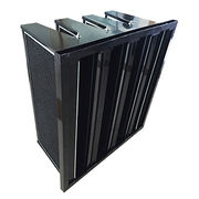 V shape Activated Carbon filters from China (mainland)