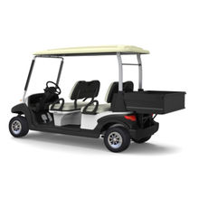 Electric Utility Cart from China (mainland)
