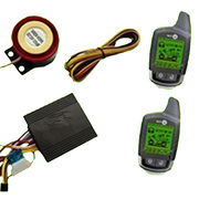 Motorcycle Alarm System from China (mainland)