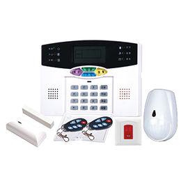 China Alarma del PSTN con el telclado numérico de Digitaces y la pantalla LCD grande
