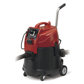 Wet/dry vacuum cleaner with pump for pond/pool use from Jji Kae Enterprise Co Ltd
