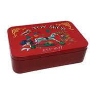 Small gift tin packaging box from China (mainland)