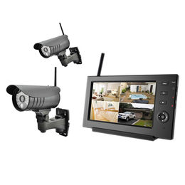 Out-door Security camera CCTV kits DVR/NVR from China (mainland)