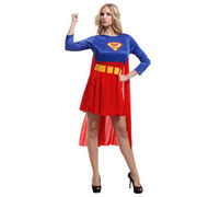 Halloween Classic Women's Superman Costume from China (mainland)