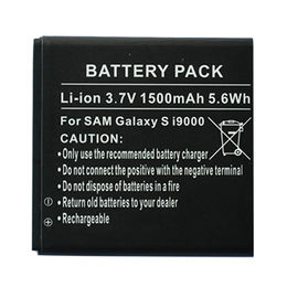 China 3.7V 1500mAh Cell Phone Mobile Phone Li-ion Batter