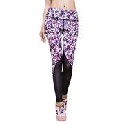 Women's sport pants, dye quick and stretch from Meimei Fashion Garment Co. Ltd