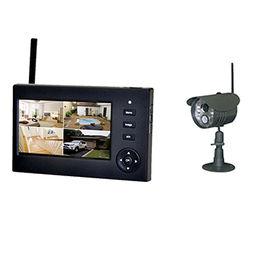 Mini Out-door Security Camera System CCTV kits NVR Manufacturer