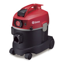 Dry vacuum cleaner with parallel consent for connecting power tool from Jji Kae Enterprise Co Ltd