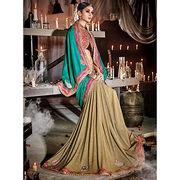 Work Designer Saree from India