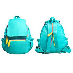 2016 high-quality nylon backpack for kids