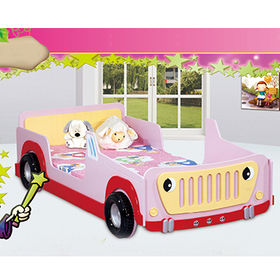 Kids' car shape bed from China (mainland)