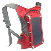 Removable Solar Backpack from China (mainland)