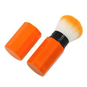 Makeup Retractable Powder Brush from China (mainland)