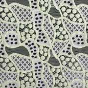 Antique delicate cotton lace fabric from China (mainland)