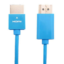 multi colors ultra slim HDMI cable 2.0 from China (mainland)