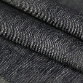 Slub Denim jeans wholesale 100% cotton fabric from China (mainland)