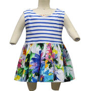 Girls' Sleeveless Dress from Hong Kong SAR
