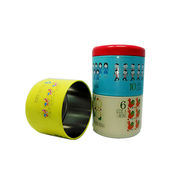 Tin cans from China (mainland)