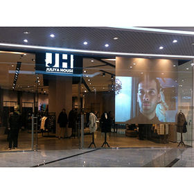 Transparent Rear Projection Film / Window Glass Film