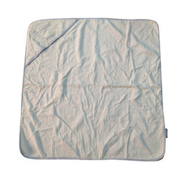 100% cotton white terry Baby Blanket from China (mainland)