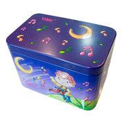 Candy custom tin box from China (mainland)