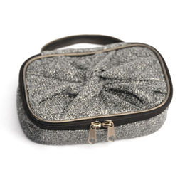 Fashionable special materials cosmetic bags from China (mainland)