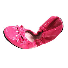 China Comfortable flexible women's ballet shoes