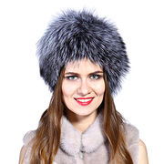 Genuine fur hats from China (mainland)