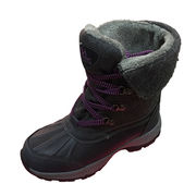 Fashion winter women's snow boots from China (mainland)